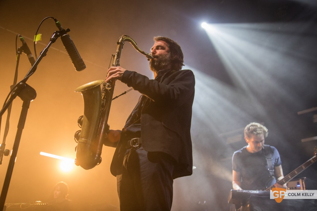 Cinematic Orchestra at Vicar Street 25.3.2019 by Colm Kelly-59