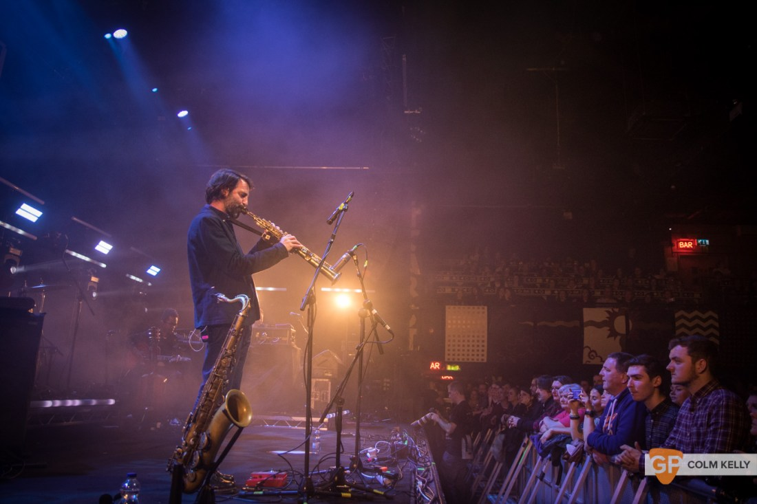 Cinematic Orchestra at Vicar Street 25.3.2019 by Colm Kelly-87