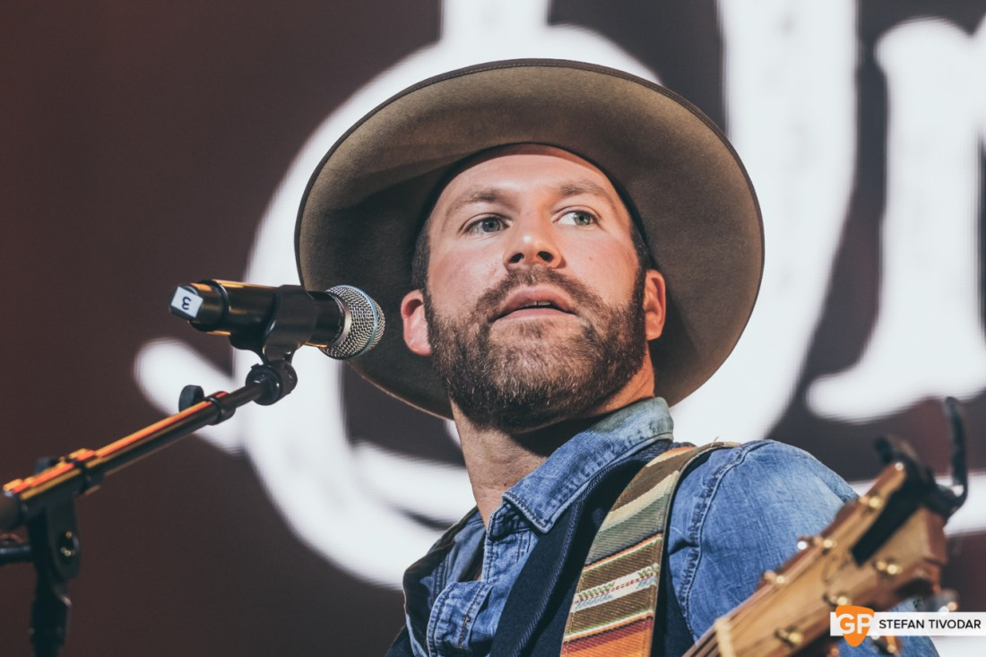 Drake White Country to Country Dublin day 2 March 2019 3 Arena Tivodar 7