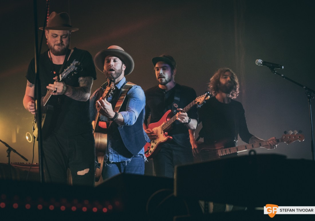 Drake White Country to Country Dublin day 2 March 2019 3 Arena Tivodar 8