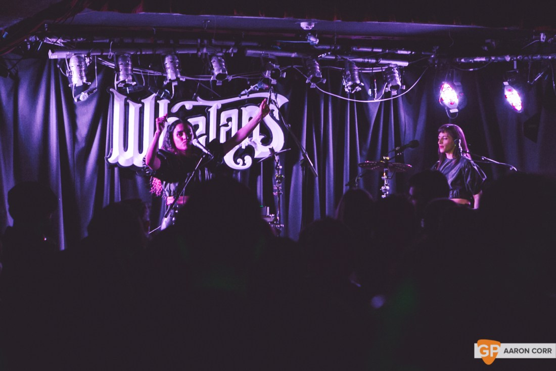 Empress Of at Whelans by Aaron Corr (28-03-19)-2304
