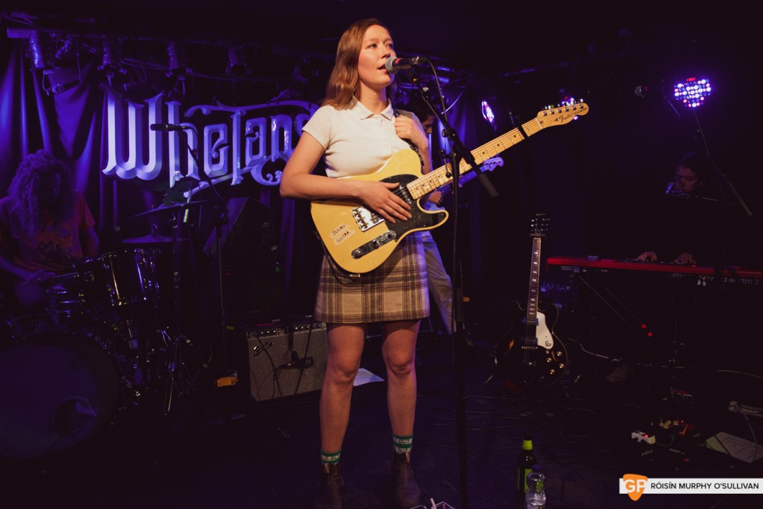 Julia Jacklin in Whelans by Roisin Murphy O'Sullivan (12 of 28)