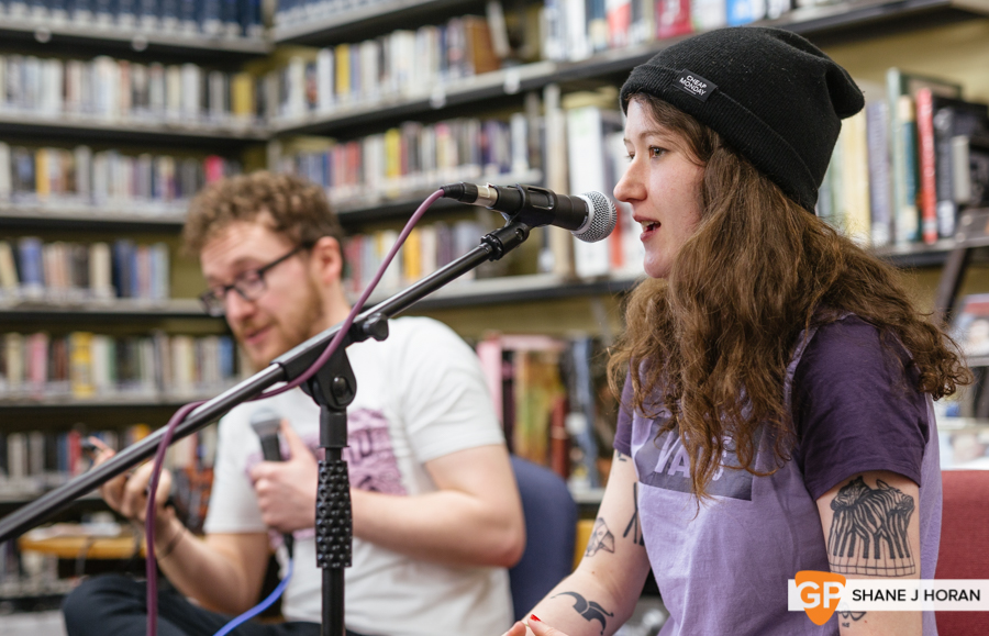 Mide Houlihan, Rory Gallagher Music Library, 9-3-19, Shane J Horan-1-2