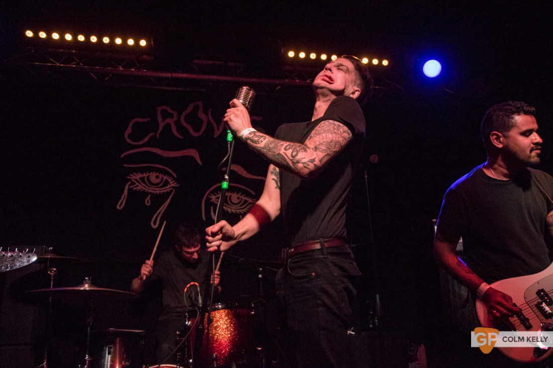 Crows at The Soundhouse, Dublin by Colm Kelly-127