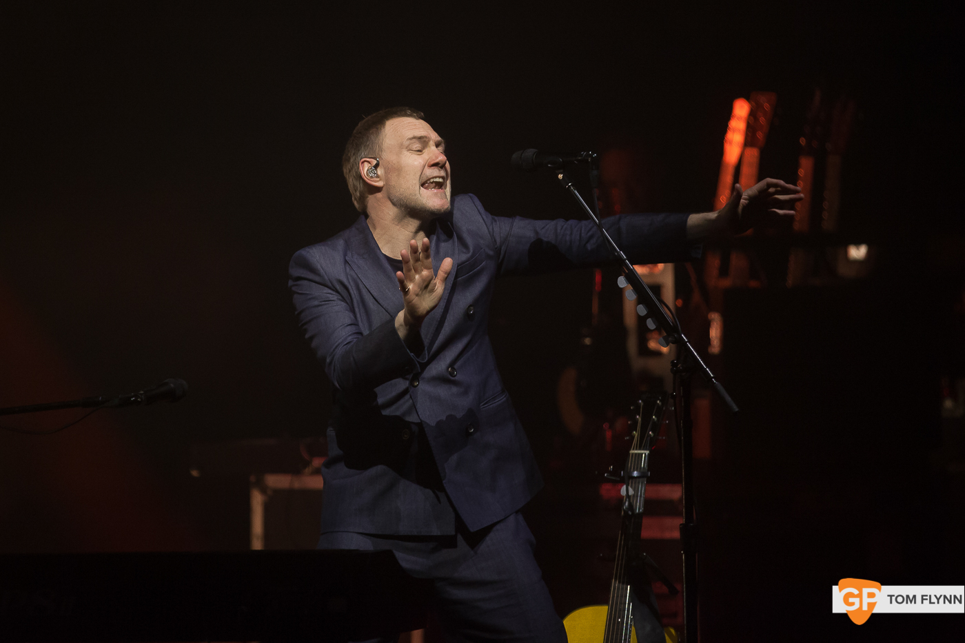 David Gray at Bord Gaid Energy Theatre