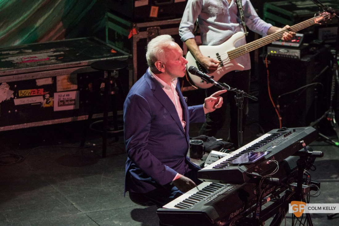 Joe Jackson at The Olympia Theatre by Colm Kelly-104