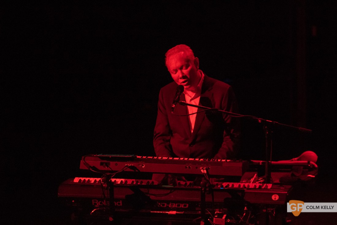 Joe Jackson at The Olympia Theatre by Colm Kelly-11