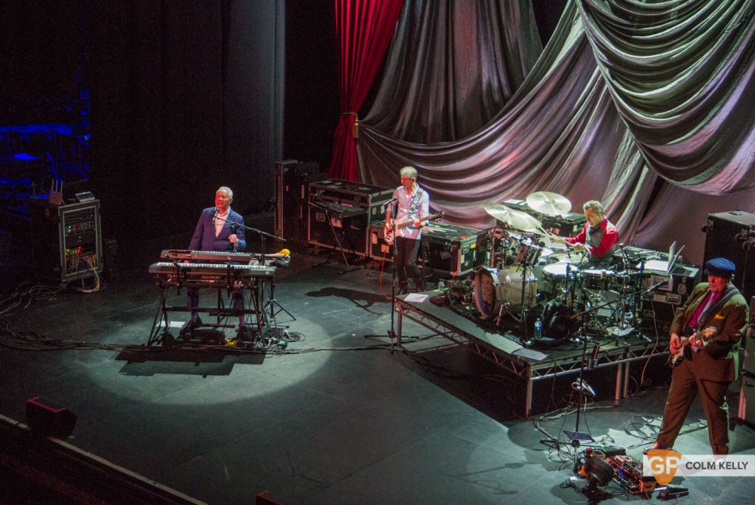 Joe Jackson at The Olympia Theatre by Colm Kelly-114