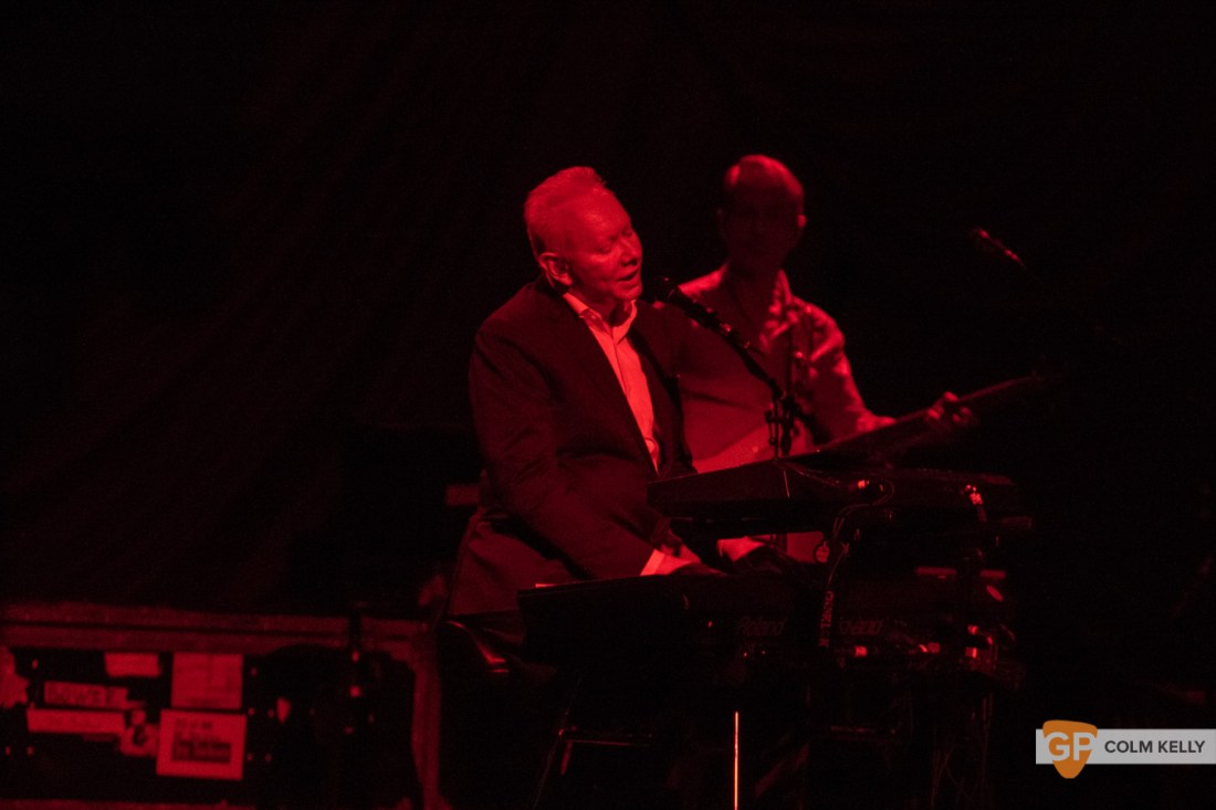 Joe Jackson at The Olympia Theatre by Colm Kelly-9