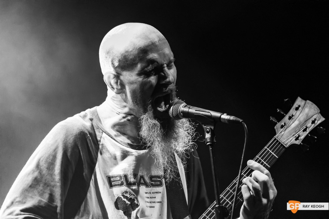 Nick Oliveri – Photo by Ray Keogh