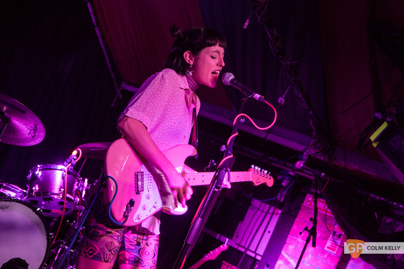 Stella Donnelly at The Grand Social by Colm Kelly-24
