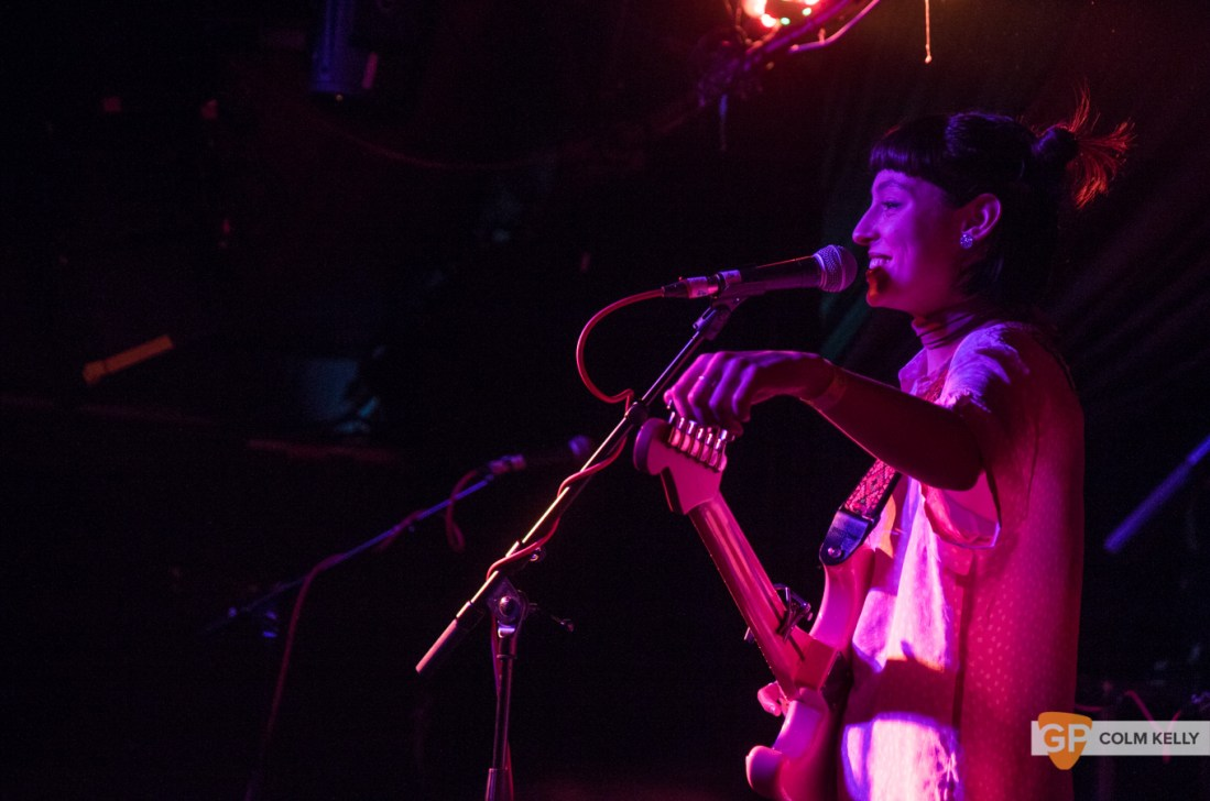 Stella Donnelly at The Grand Social by Colm Kelly-39