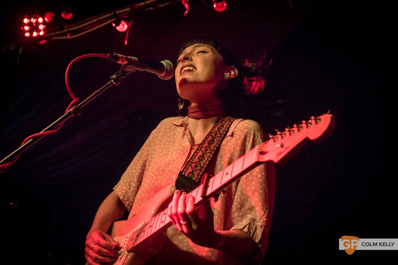 Stella Donnelly at The Grand Social by Colm Kelly-6