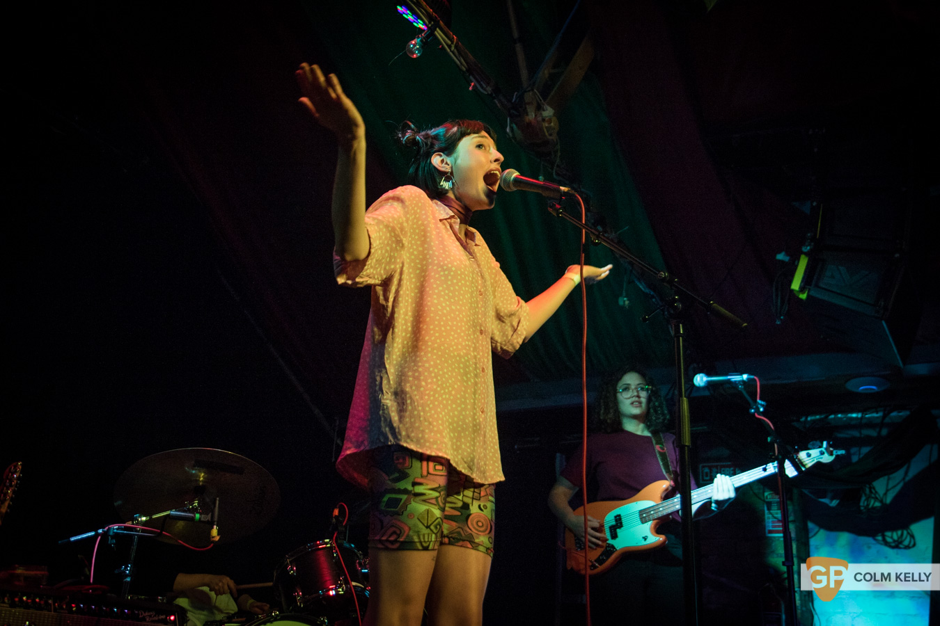 Stella Donnelly at The Grand Social by Colm Kelly-78