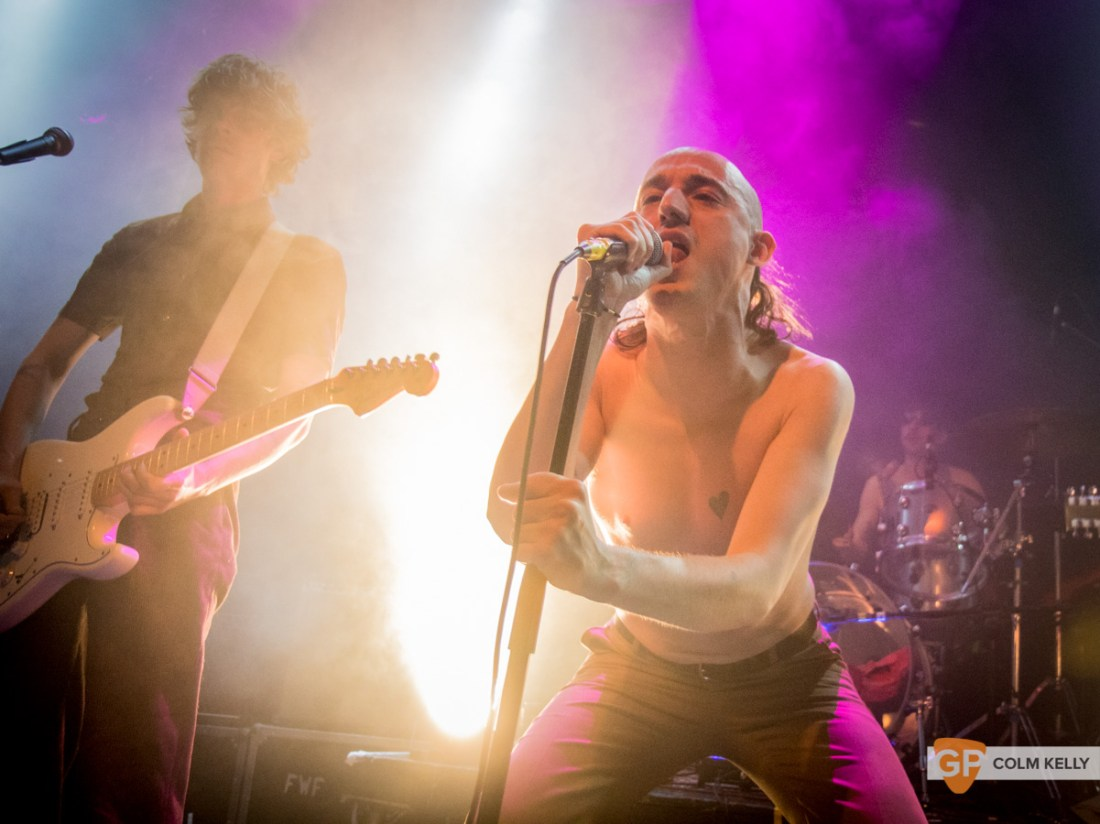 Fat White Family at The Button Factory by Colm Kelly-1-2 2