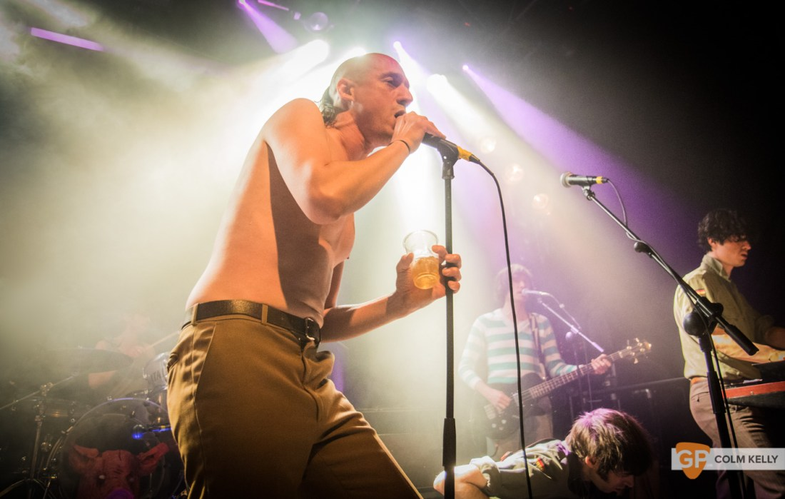 Fat White Family at The Button Factory by Colm Kelly-1-24
