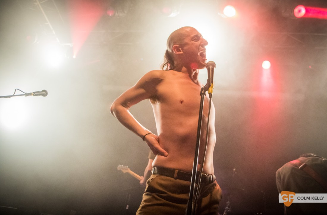 Fat White Family at The Button Factory by Colm Kelly-1-66