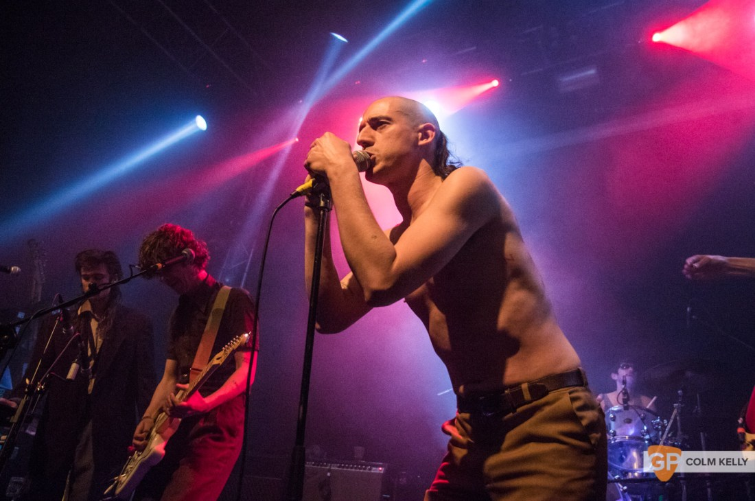 Fat White Family at The Button Factory by Colm Kelly-1-77
