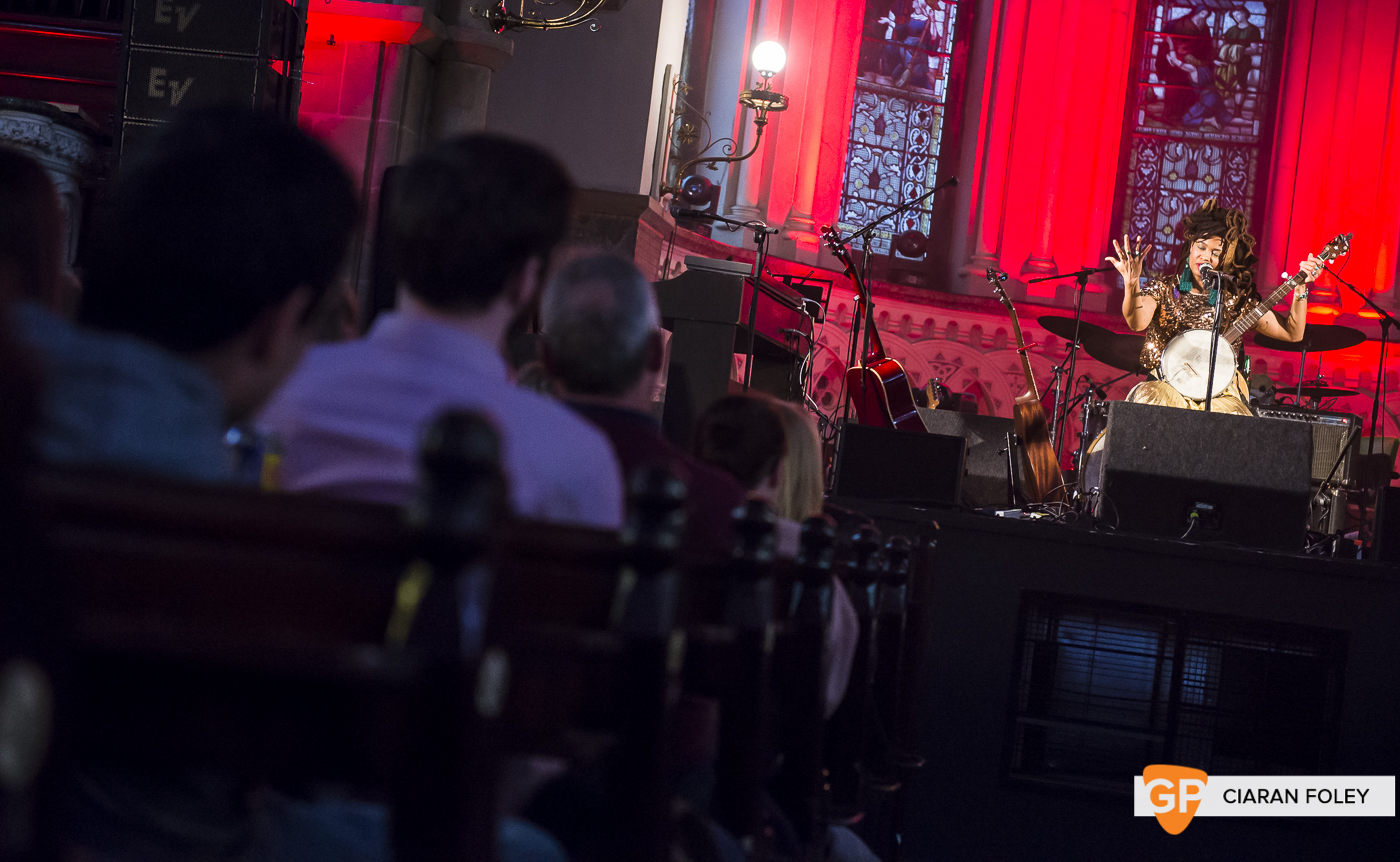 Mick Flannery w-s Valerie June @ St Lukes Cork 17th May 2019-26