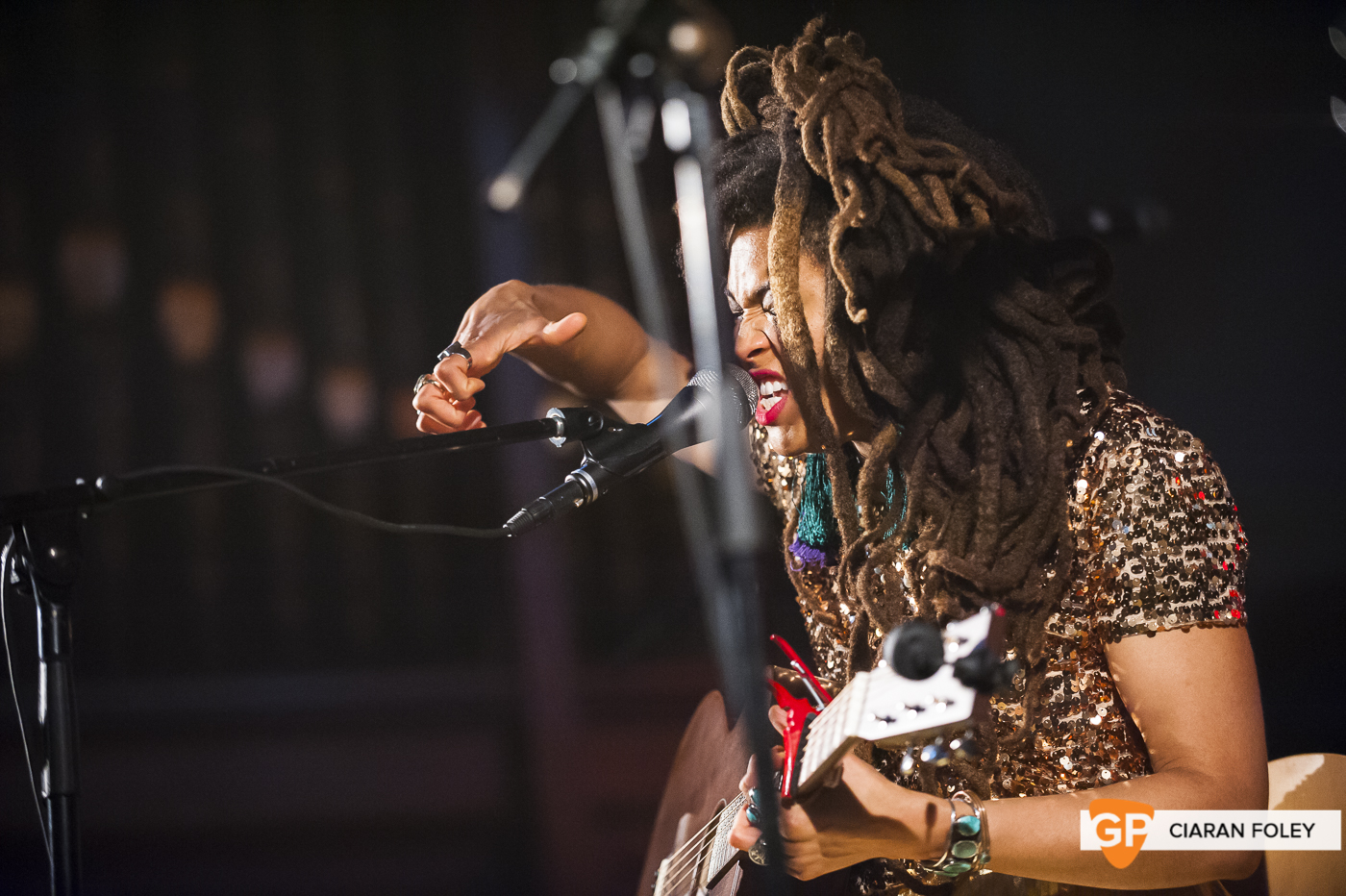 Mick Flannery w-s Valerie June @ St Lukes Cork 17th May 2019-8