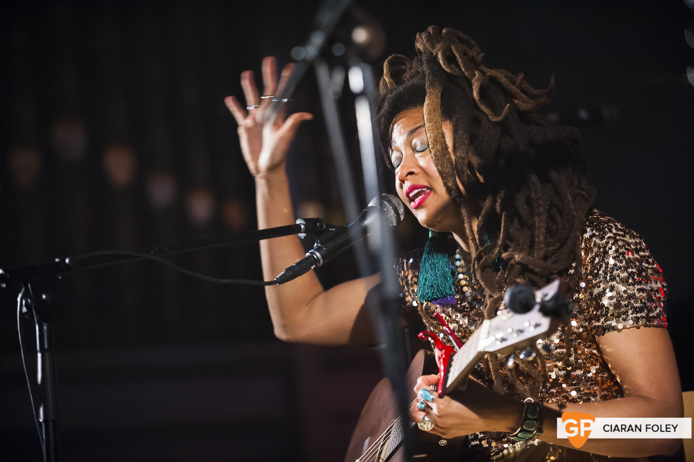 Mick Flannery w-s Valerie June @ St Lukes Cork 17th May 2019-9