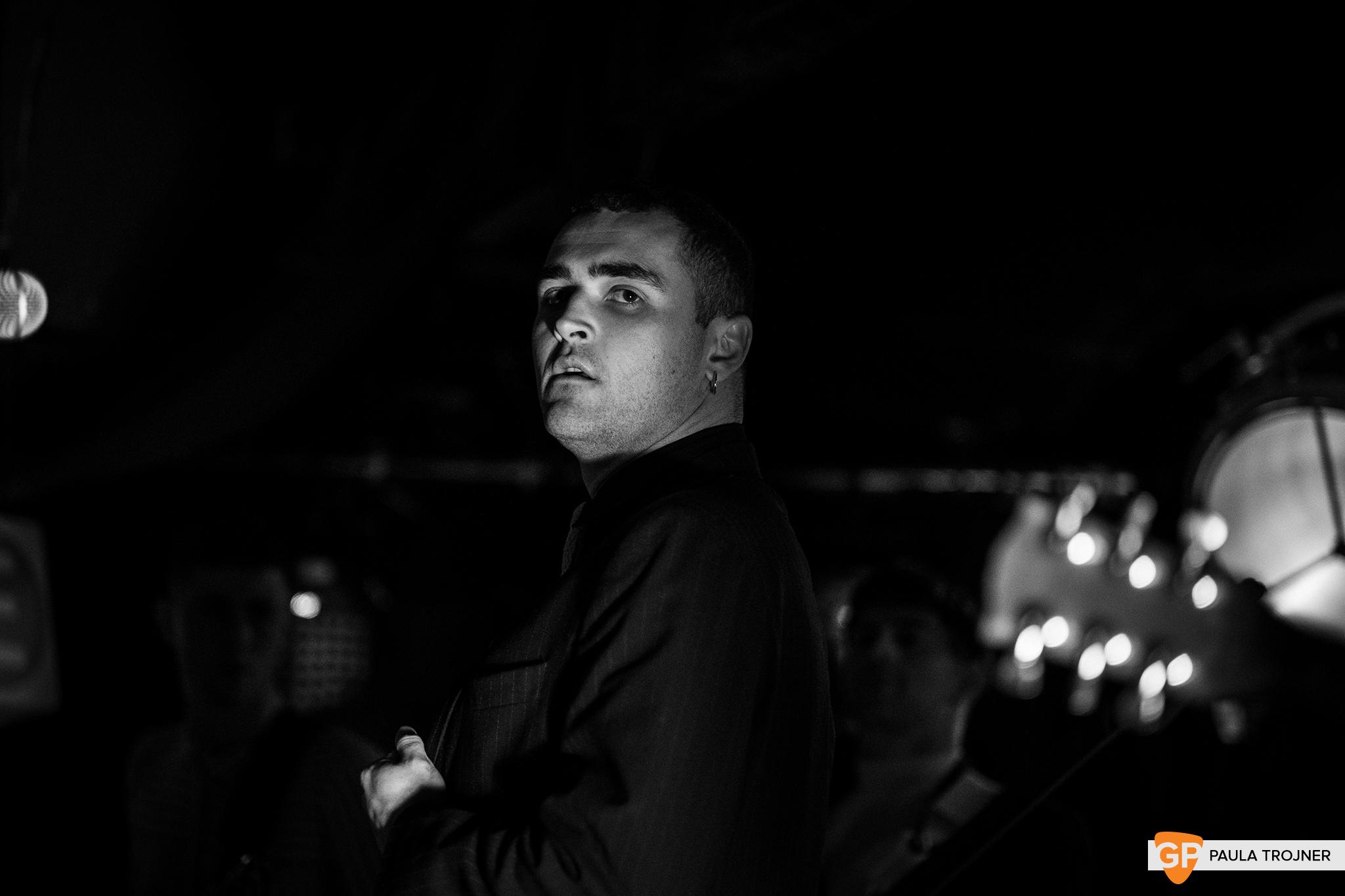 THE MURDER CAPITAL @ WHELANS BY PAULA TROJNER, 11.05.2019