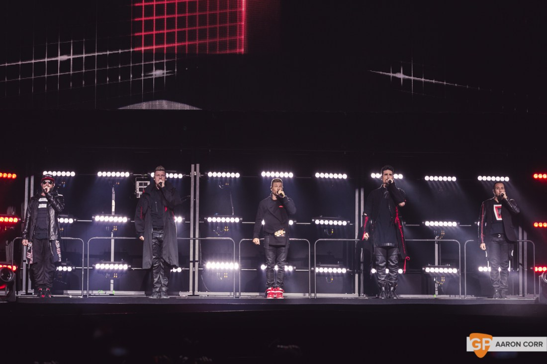 Backstreet Boys at 3Arena on 11-Jun-2019 by Aaron Corr-3379