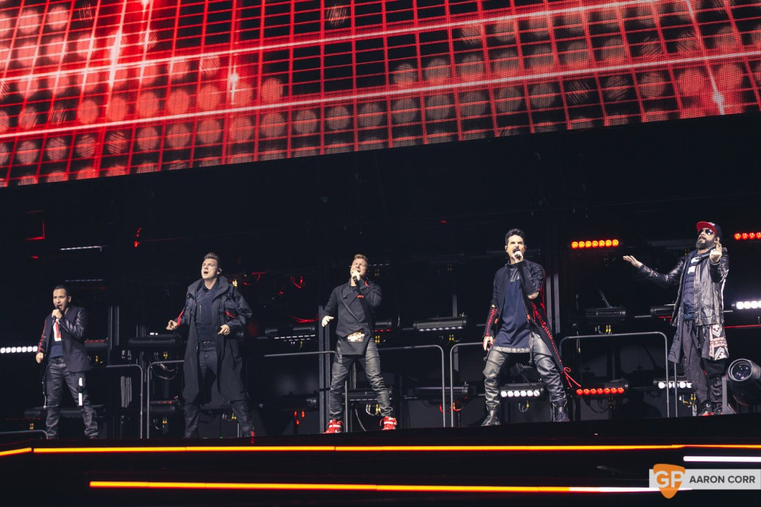 Backstreet Boys at 3Arena on 11-Jun-2019 by Aaron Corr-3412
