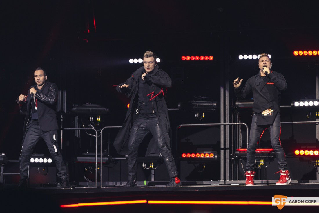 Backstreet Boys at 3Arena on 11-Jun-2019 by Aaron Corr-3417