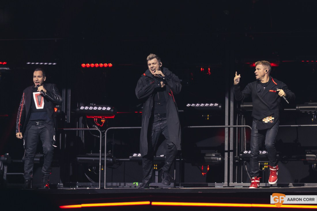 Backstreet Boys at 3Arena on 11-Jun-2019 by Aaron Corr-3418