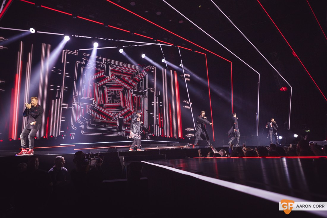 Backstreet Boys at 3Arena on 11-Jun-2019 by Aaron Corr-5569