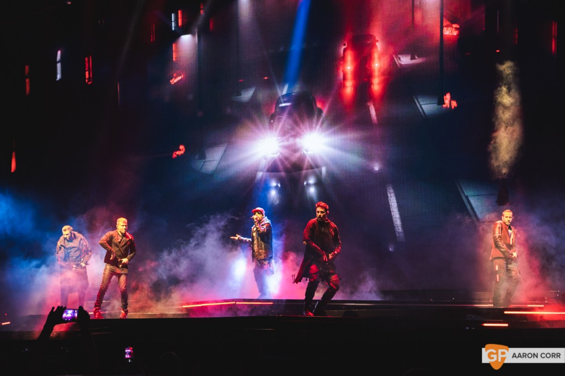 Backstreet Boys at 3Arena on 11-Jun-2019 by Aaron Corr-5632