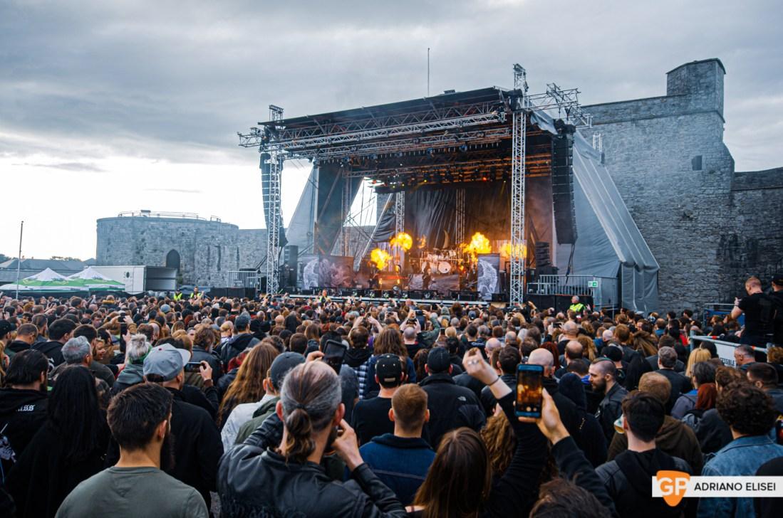 Behemoth at King John Castle 2019jpg (2)