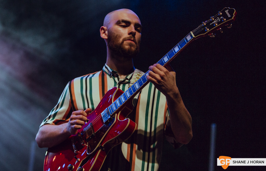 Gerald Ahern, Live At The Marquee, Shane J Horan, 27-6-19-3
