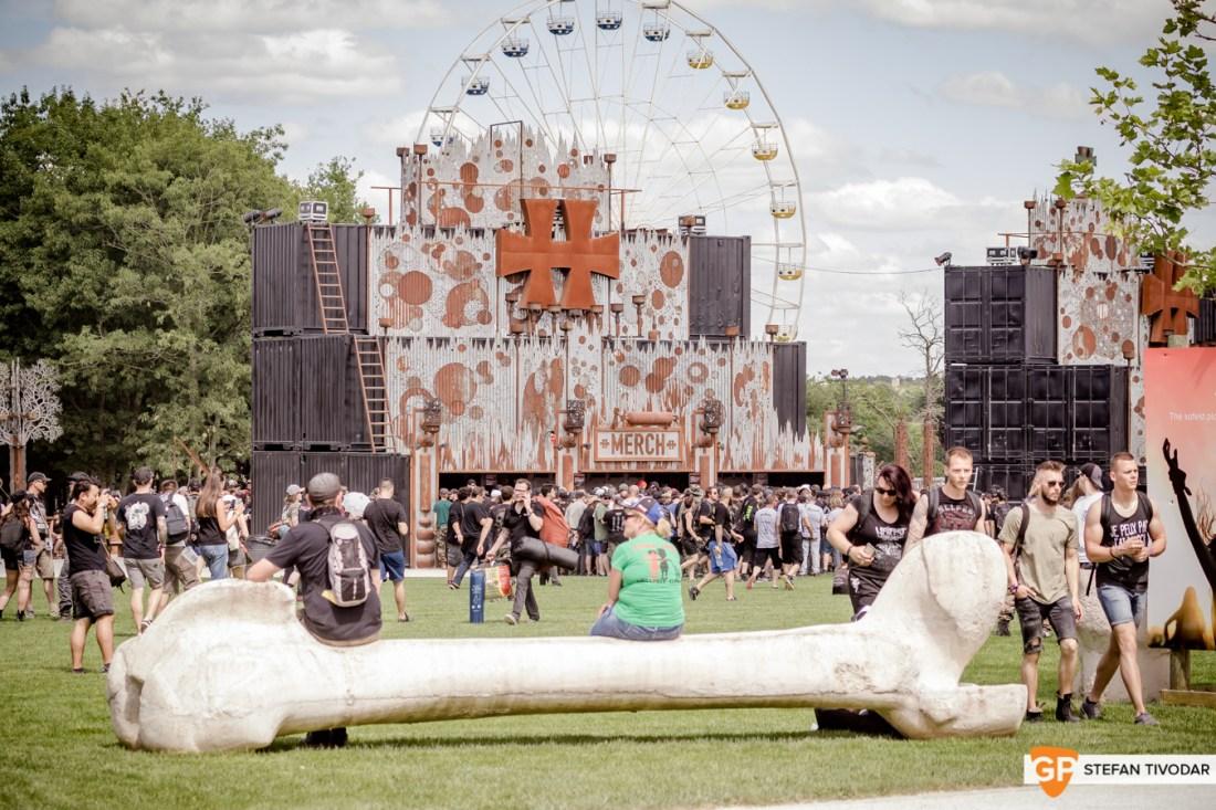 Hellfest Knotfest 2019 atmosphere 1