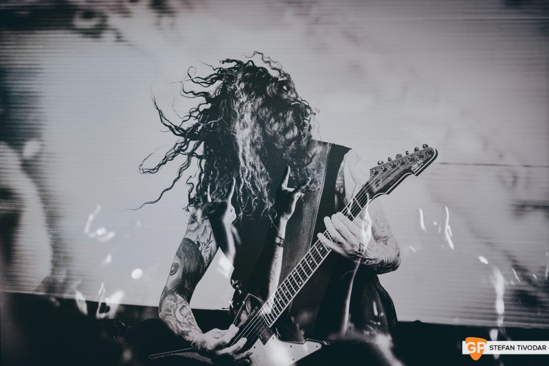 Ministry Knotfest 2019 1