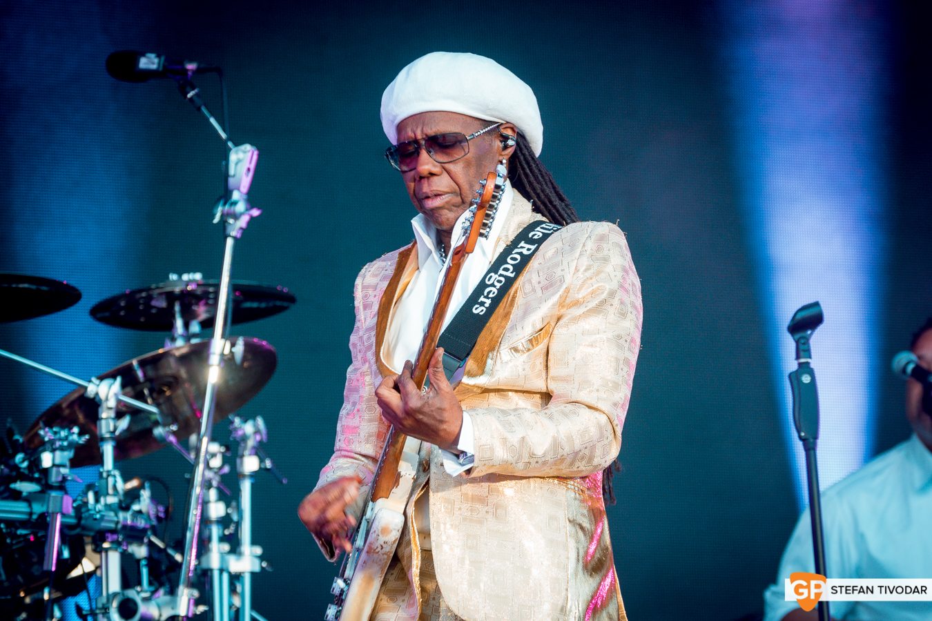 Nile Rodgers & Chic ST Anne's 2 July 2019 Tivodar 15