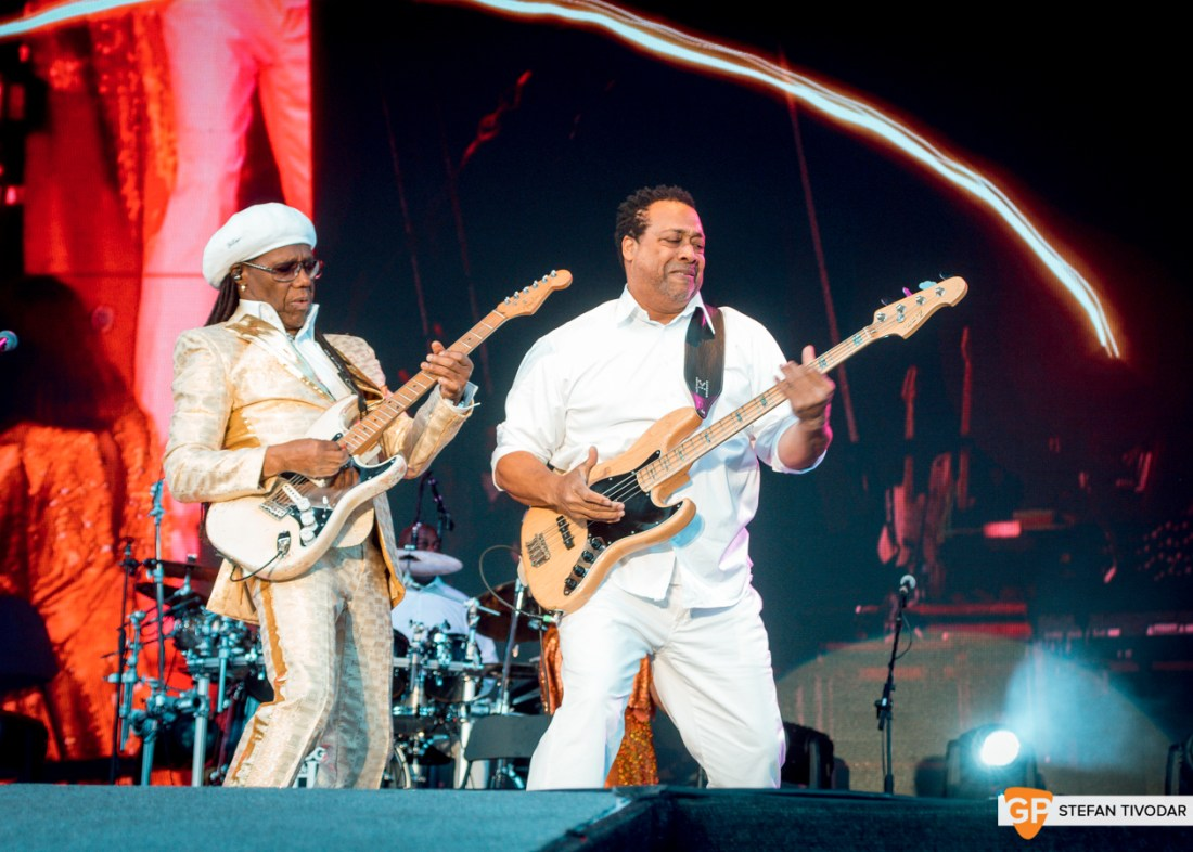 Nile Rodgers & Chic ST Anne's 2 July 2019 Tivodar 21