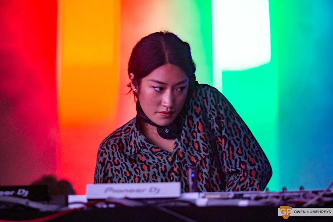 Peggy Gou at Forbidden Frut 2019. Photo by Owen Humphreys. www.owen.ie