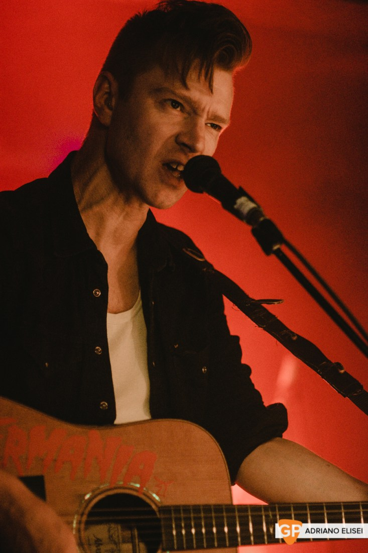 Skinny Lister at The Academy (15)