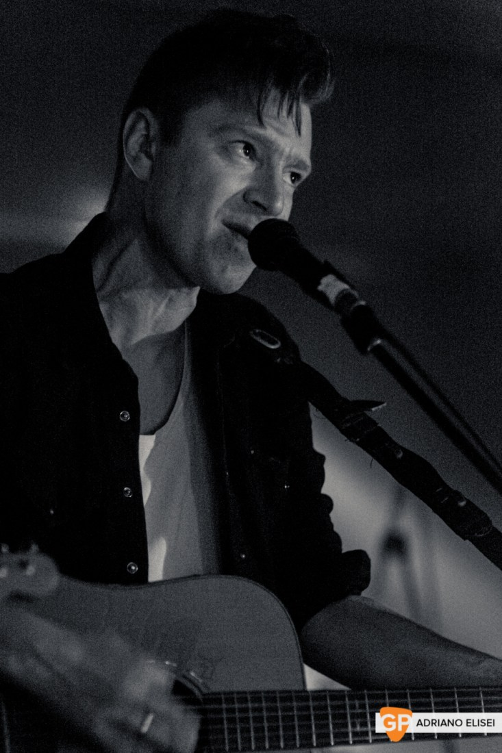 Skinny Lister at The Academy (16)