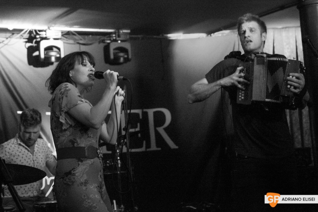 Skinny Lister at The Academy (19)