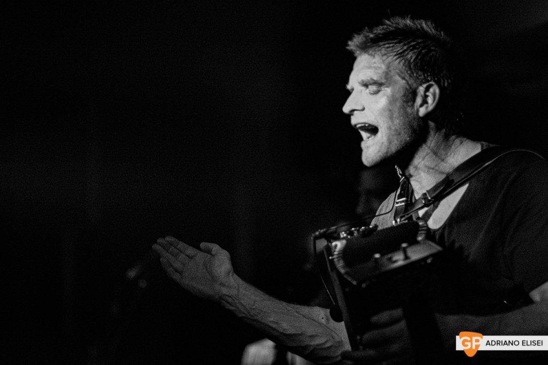Skinny Lister at The Academy (35)