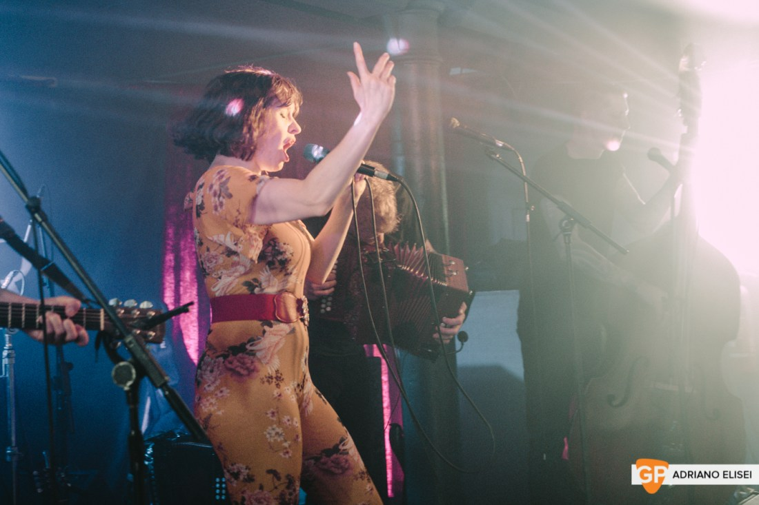 Skinny Lister at The Academy (44)