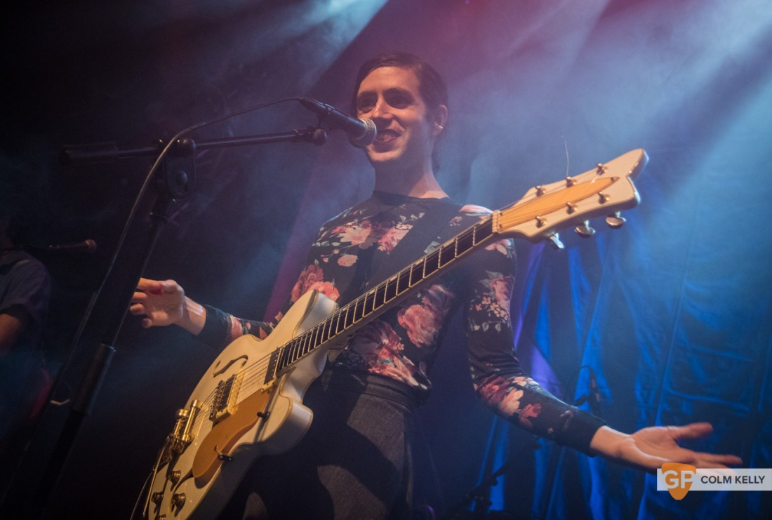 Ezra Furman at The Button Factory, Dublin by Colm Kelly-3