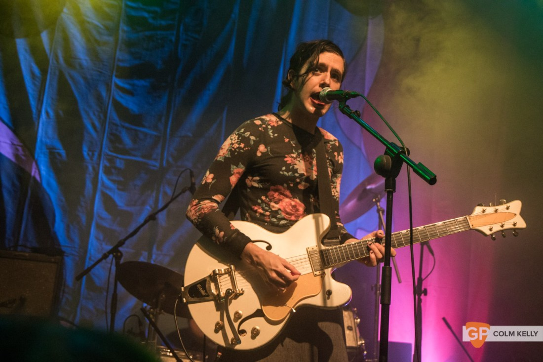 Ezra Furman at The Button Factory, Dublin by Colm Kelly-43