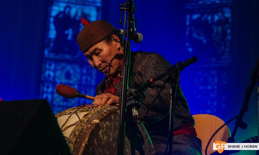 Huun Huur Tu, Live at St Lukes, Shane J Horan, 20-7-19-10