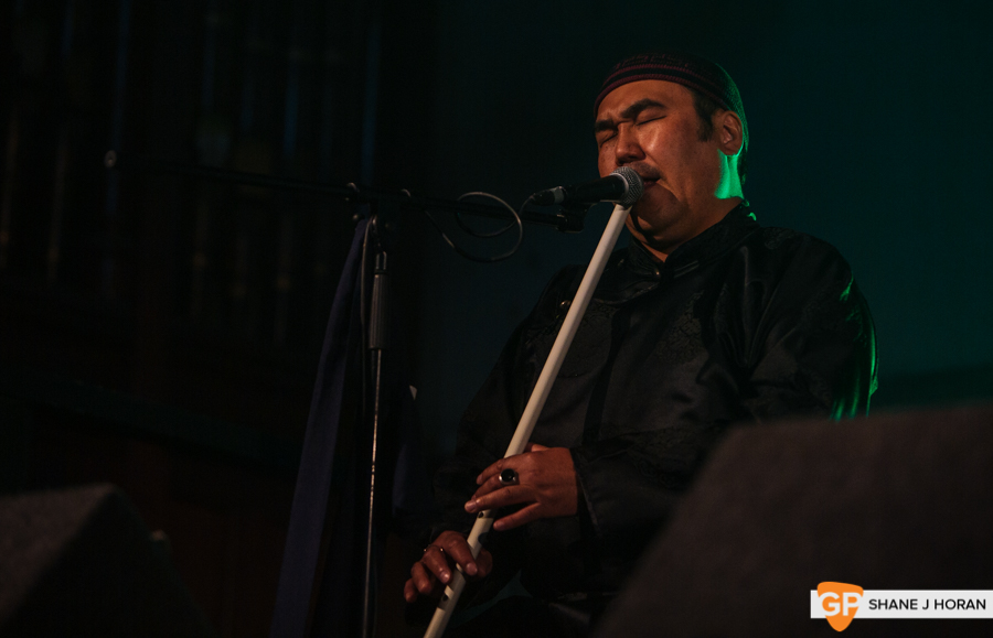 Huun Huur Tu, Live at St Lukes, Shane J Horan, 20-7-19-15