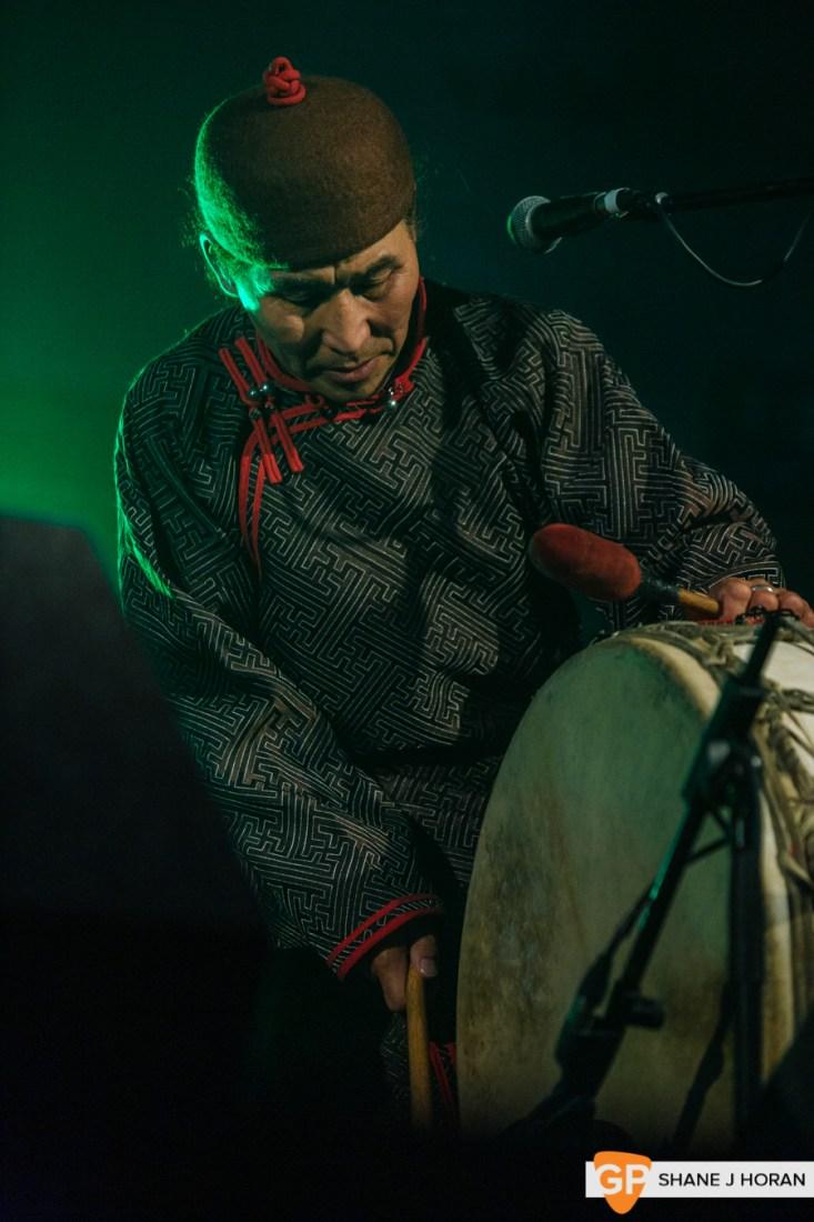 Huun Huur Tu, Live at St Lukes, Shane J Horan, 20-7-19-18