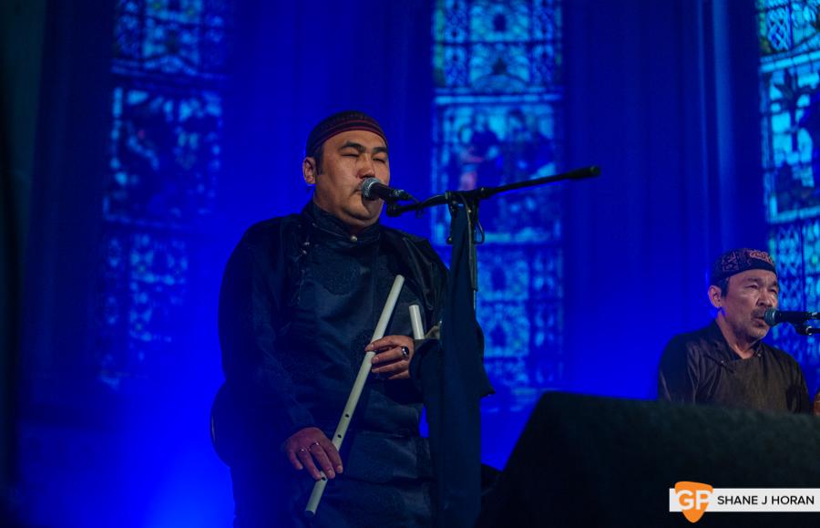 Huun Huur Tu, Live at St Lukes, Shane J Horan, 20-7-19-5